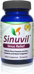 Sinuvil - Sinus Relief Formula