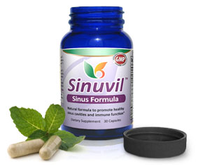 Sinuvil Sinus Relief